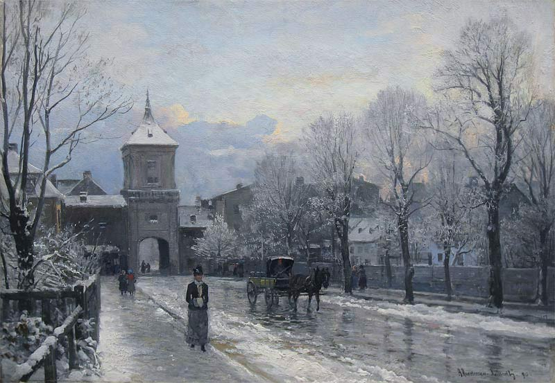Cityview in Germany (A. Andersen Lundby)