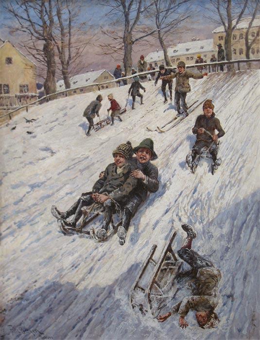 Snowfun (Fritz Bergen),