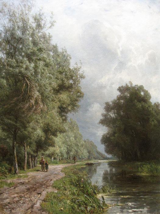 Landschap (J.W. van Borselen)