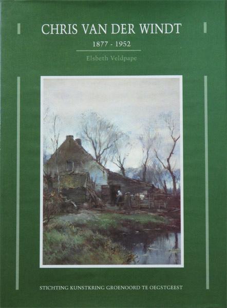 Monografie van Chris van der Windt, 151 pagina's, hard kaft