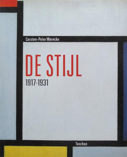 De Stijl, 1917-1931, softcover,216 pag.