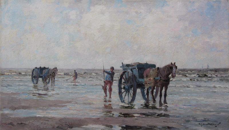 Strandjutters (G.J.Delfgaauw)