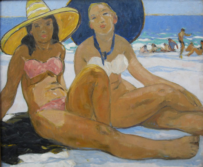 Beachview (Fernand Lantoine)