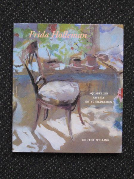 Frida Holleman, monografie, 91 pag.