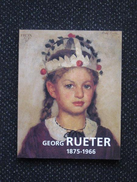 Georg Rueter, monografie, 208 pagina's