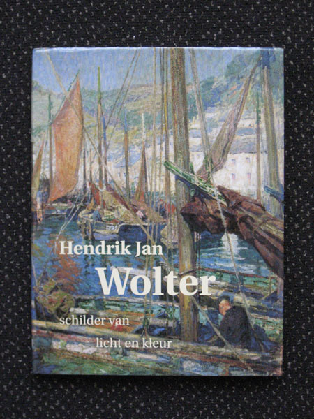 H.J. Wolter, monografie, 112 pag.