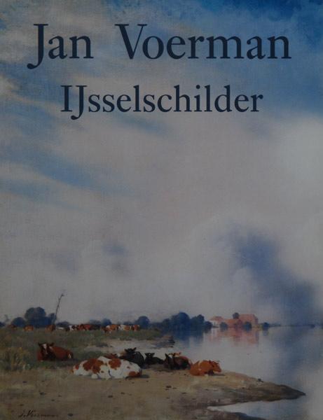 Monografie van Jan Voerman IJsselschilder, softcover, 120 pag.