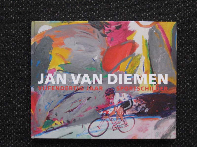 Jan van Diemen, monografie, 206 pag.