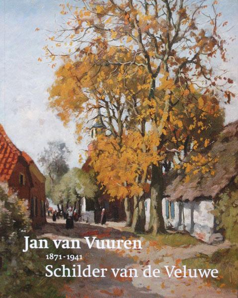 Jan van Vuuren, monografie, 96 pagina's, paperback