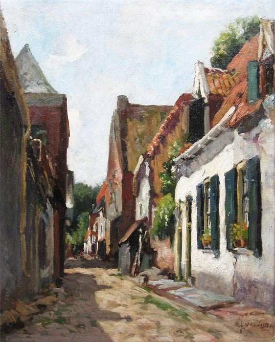Vuuren, J. van Vuuren, Jan van Vuuren was born in Molenaarsgraaf in 1871 and he died in Ermelo in 1941.