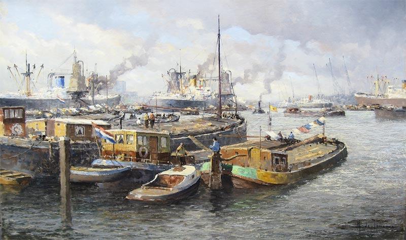 Harbourview Rotterdam (M.de Jongere)