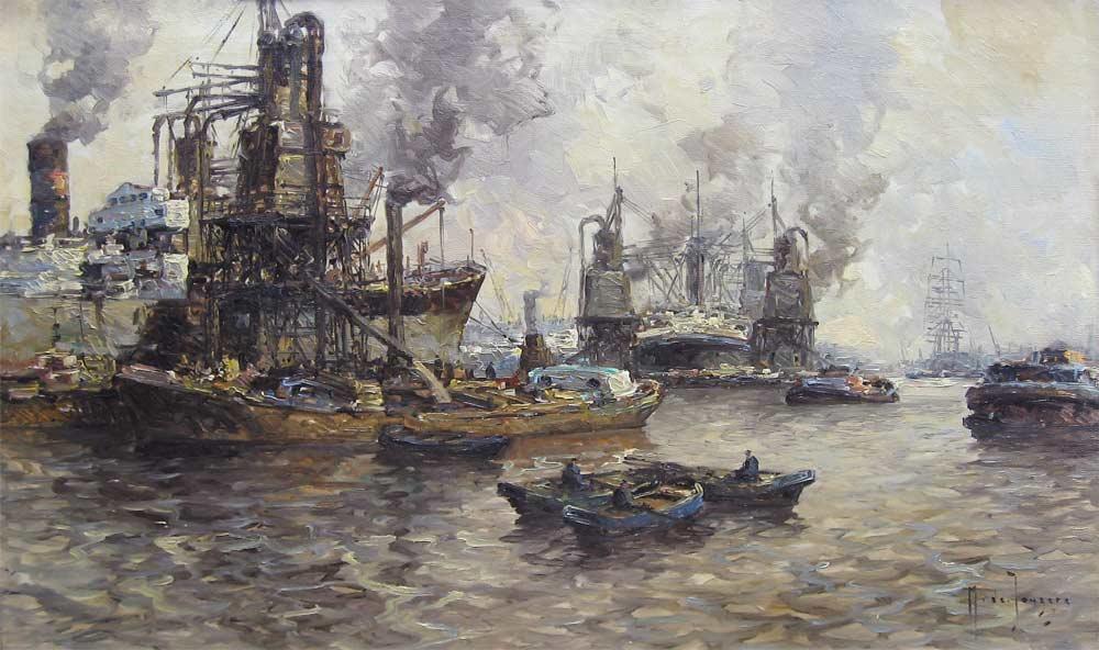 Harbourview Rotterdam (M. de Jongere)