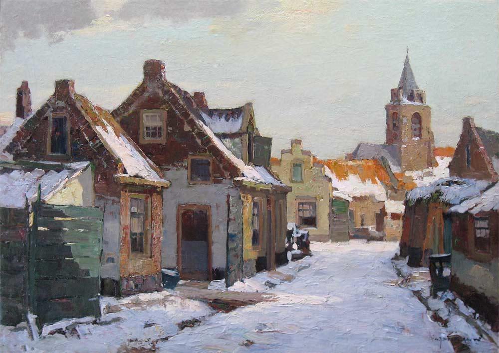 Villageview (G.J.Delfgaauw)