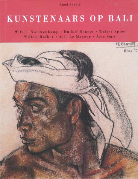 Kunstenaars op Bali, 128 pag, hardcover