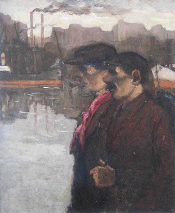 Amsterdam (M.H.Mackenzie)