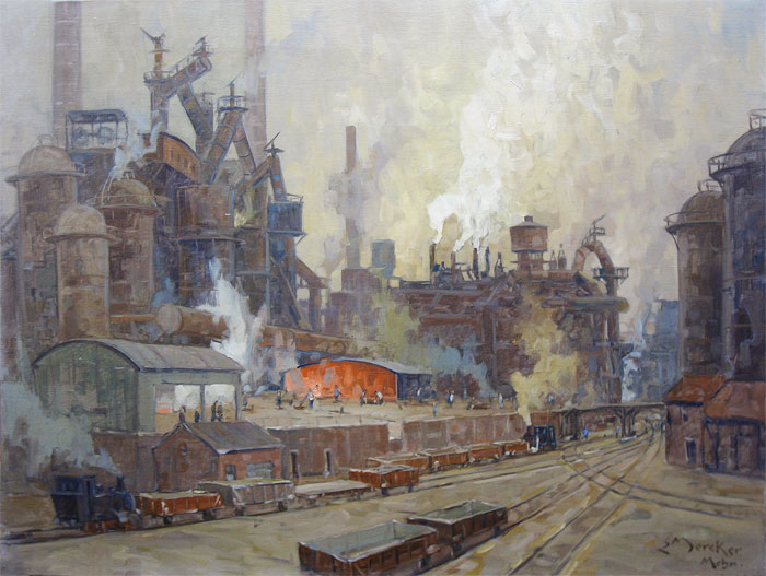 Industrie (Erich Mercker)