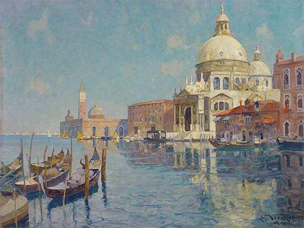 Venice (Erich Merker)