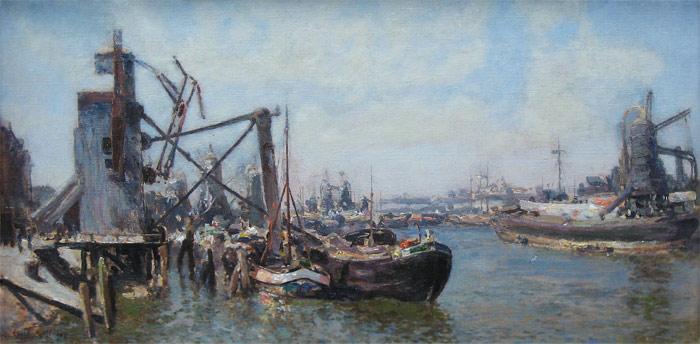 Harbourview Rotterdam (Evert Moll)