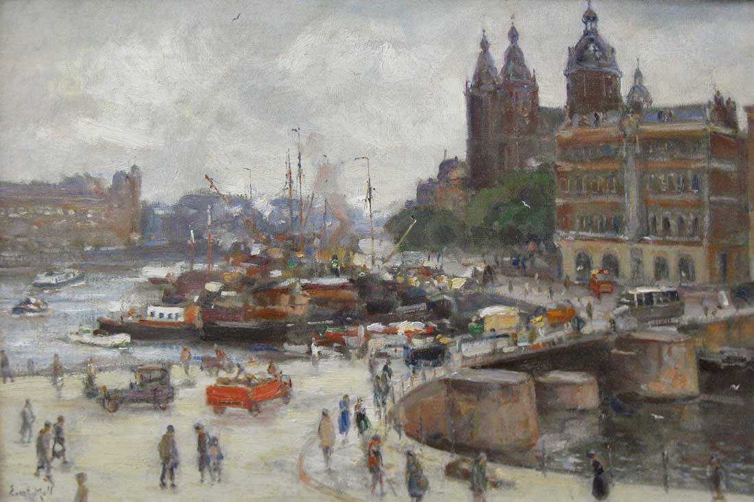 Harbourview Amsterdam (Evert Moll)