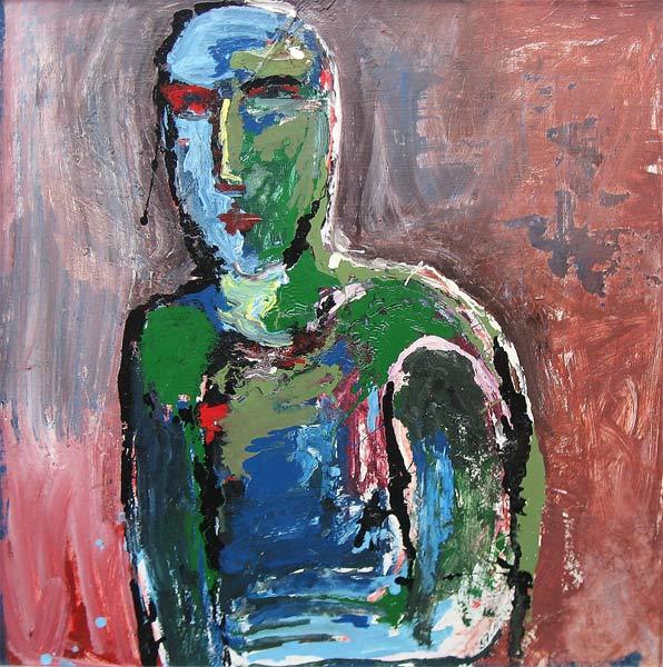 Veneman, J. Veneman, Johannes, Hans, Han Veneman is geboren in Den Ham (Gem. Vriezenveen) op 19 augustus 1939 en is overleden op 6 februari 1991 te Enschede. Hij woonde en werkte in Almelo, Groningen, Amsterdam, Antwerpen en als laatste in Almelo. Han Veneman was leerling van de Akademie voor Kunst en Industrie te Enschede. Hij was een bekend beeldhouwer en kunstschilder. Kunstrichting: nieuw-realisme. Han Veneman was lid van de B.B.K. te Amsterdam. Exposities in div. musea in Nederland.