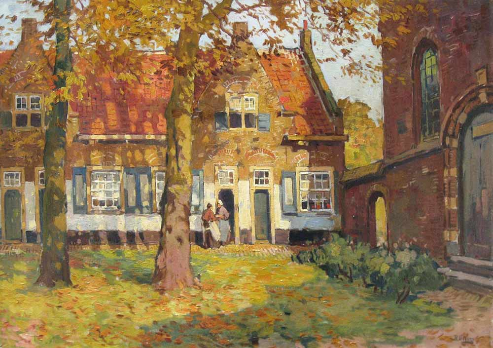 Viegers, Ben Viegers was born1886, in The Hague, died 1947 in Nunspeet. 