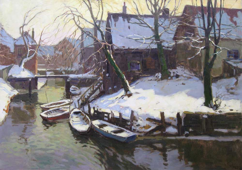 Winterlandscape (Ben Viegers)