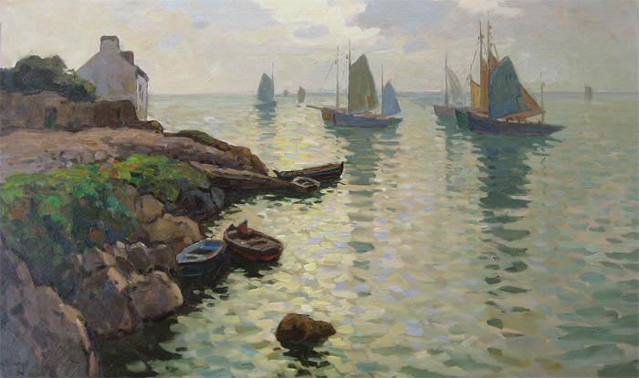Concarneau (Ben Viegers)