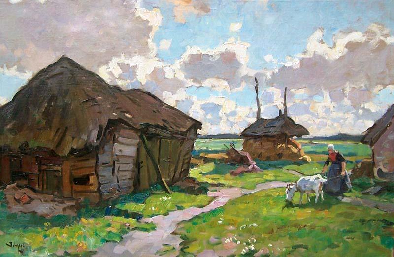Farmview near Nunspeet (Ben Viegers)