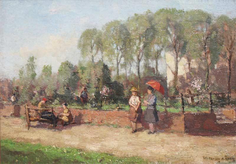 Wetering de Rooij, E.J. Wetering de Rooij, Joh. E. was born in Woudrichem in 1877 and he died in 1972.
