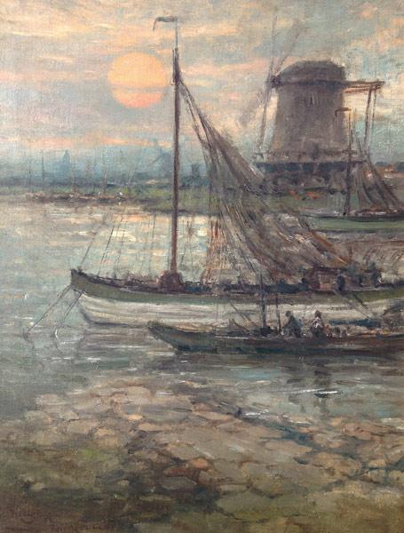 Boats (R.D. Meijer Wiegand)