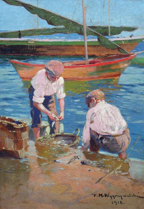 Fishermen (F.M. Wygrziwalski)