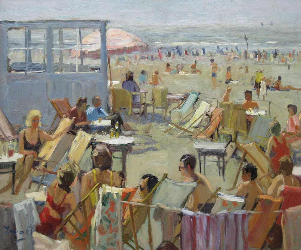 Beachview Scheveningen (A.J. Zwart)