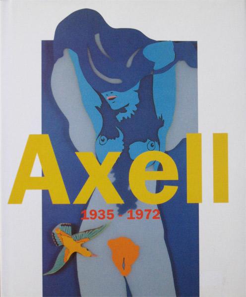 Evelyne-Axell,-hard-kaft,-78-pagina's