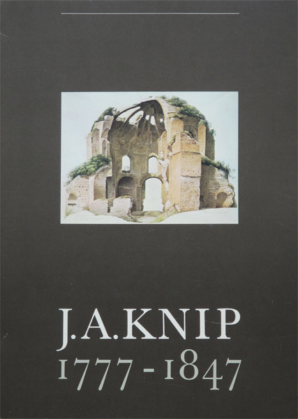 Monografie van J.A.Knip, softcover, 220 pag.