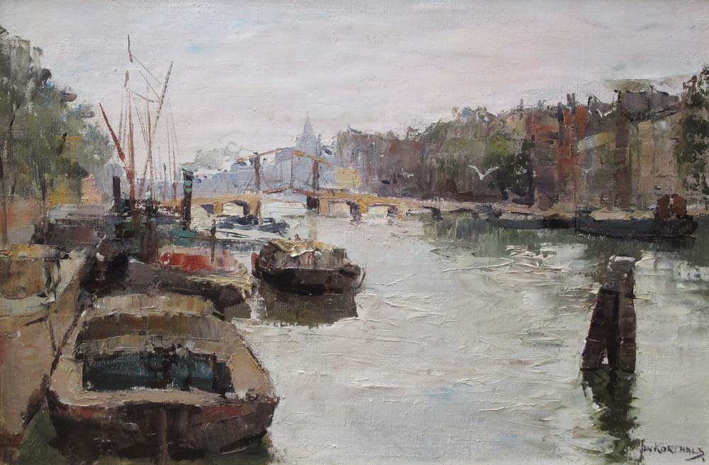 Cityview Amsterdam, Korthals, J. Korthals, Jan Korthals was born in Amsterdam in 1916 and he died in 