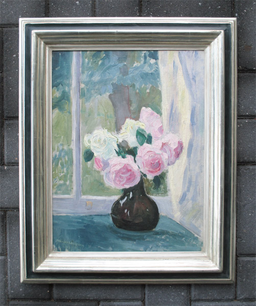 Stillife, size including frame