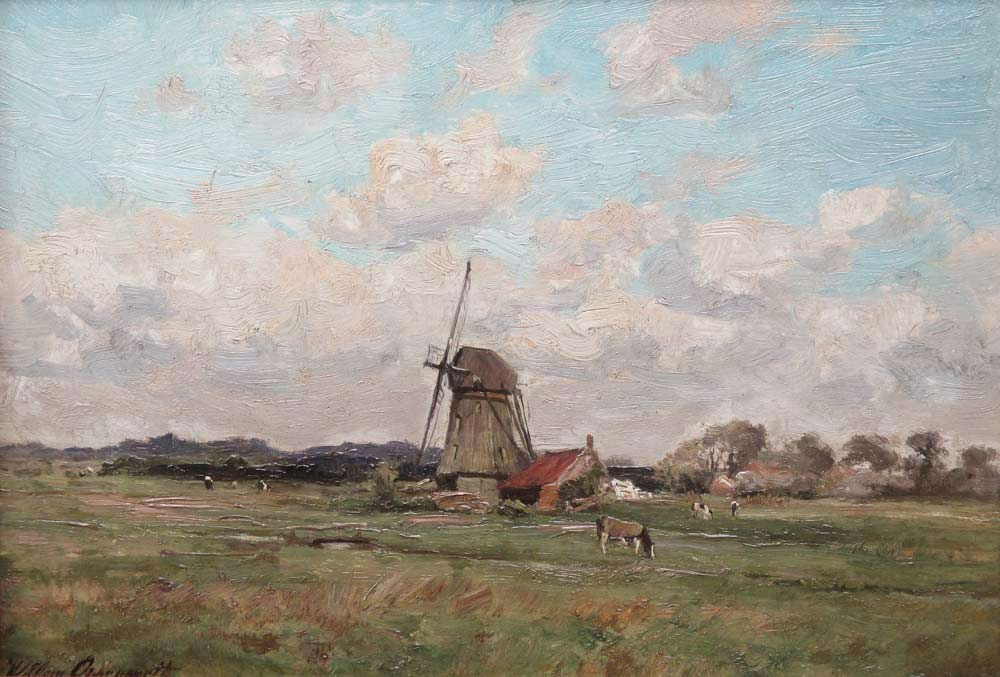 Oppenoorth, Willem Johannes (Willem) Oppenoorth was born in Amsterdam in 1847 and he died in Utrecht in 1905.