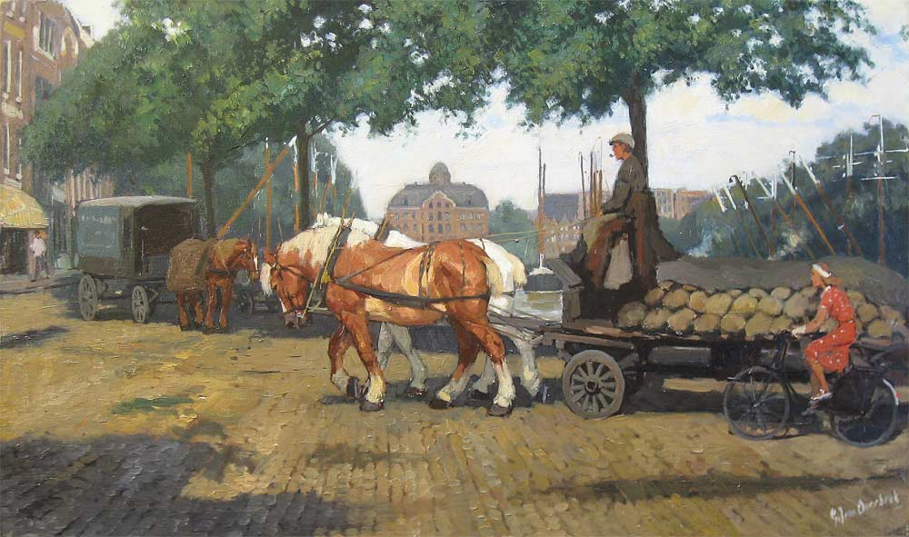 Overbeek, G.J. van Overbeek, Ger. Joh. van Overbeek was born in Dordrecht in 