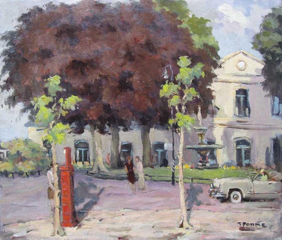 Ponne, T. Ponne, Tinus Ponne 1910-1967