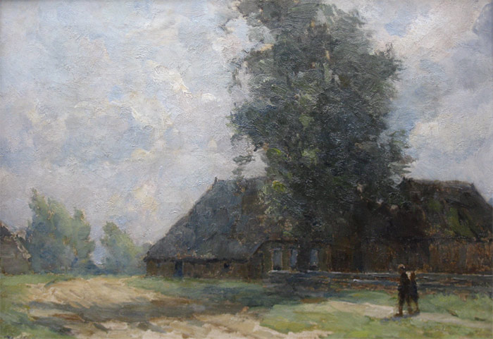 Roessingh, L.A. Roessingh, Louis Albert Roessingh was born in Assen in 1873 and he died in Antwerpen in 1951.