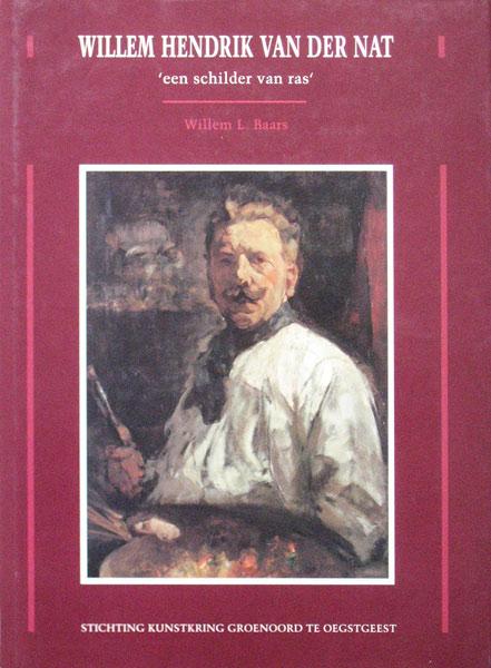 W.H. van der Nat, 1864-1929, monografie, hard kaft, 96 pagina's